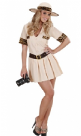 Safari Girl Costume (7565)